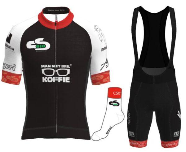 CS010 standaaard kledingset